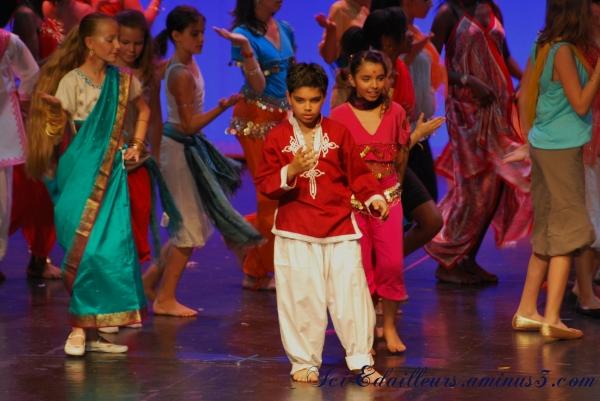 Spectacle danse enfant