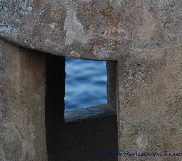 Fenêtre sur mer...