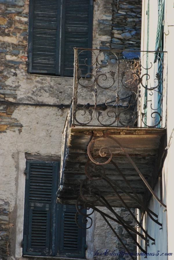 Au village de Penta di Casinca en Corse