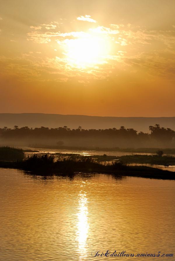 Le Nil Egypte