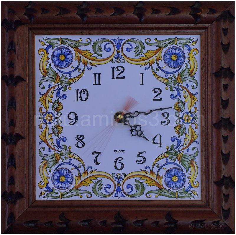 Viendo pasar el tiempo - Watching time go by