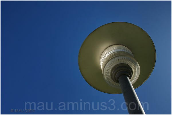 New solar lamp