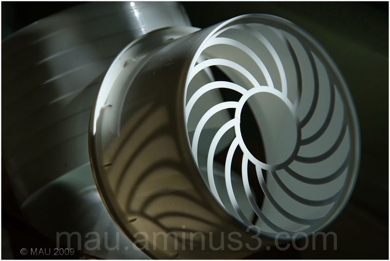 A turbine in my bathroom?