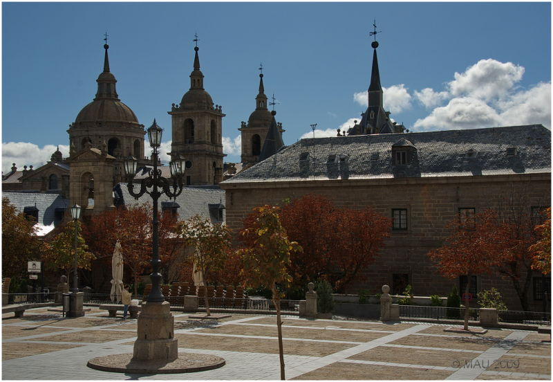 Monastery of El Escorial (II)