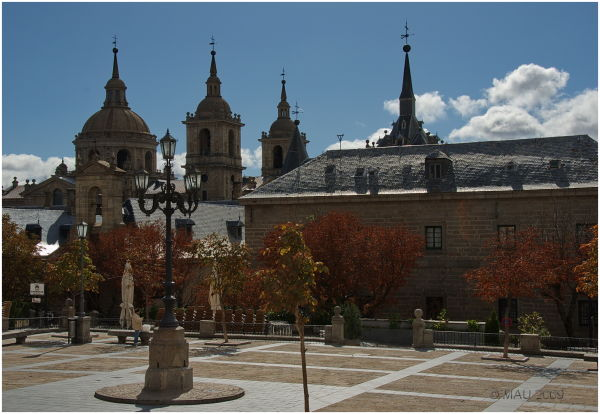 Monastery of El Escorial (II)