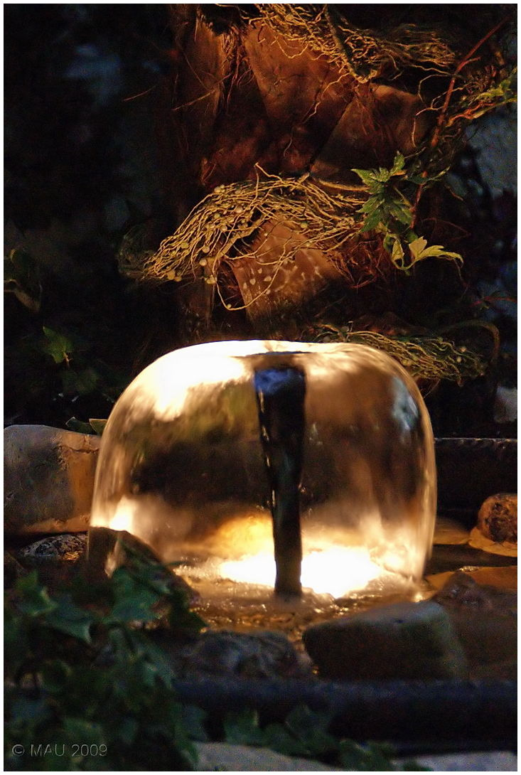 Luminous Fountain