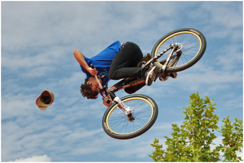 volar fly bicicleta bicycle