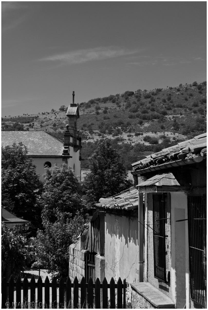 Vista de Valsaín