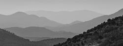 Montañas de cartón   Cardboard mountains