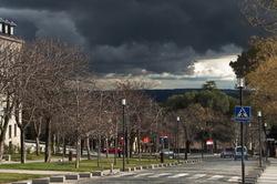 Nubarrones - Storm clouds