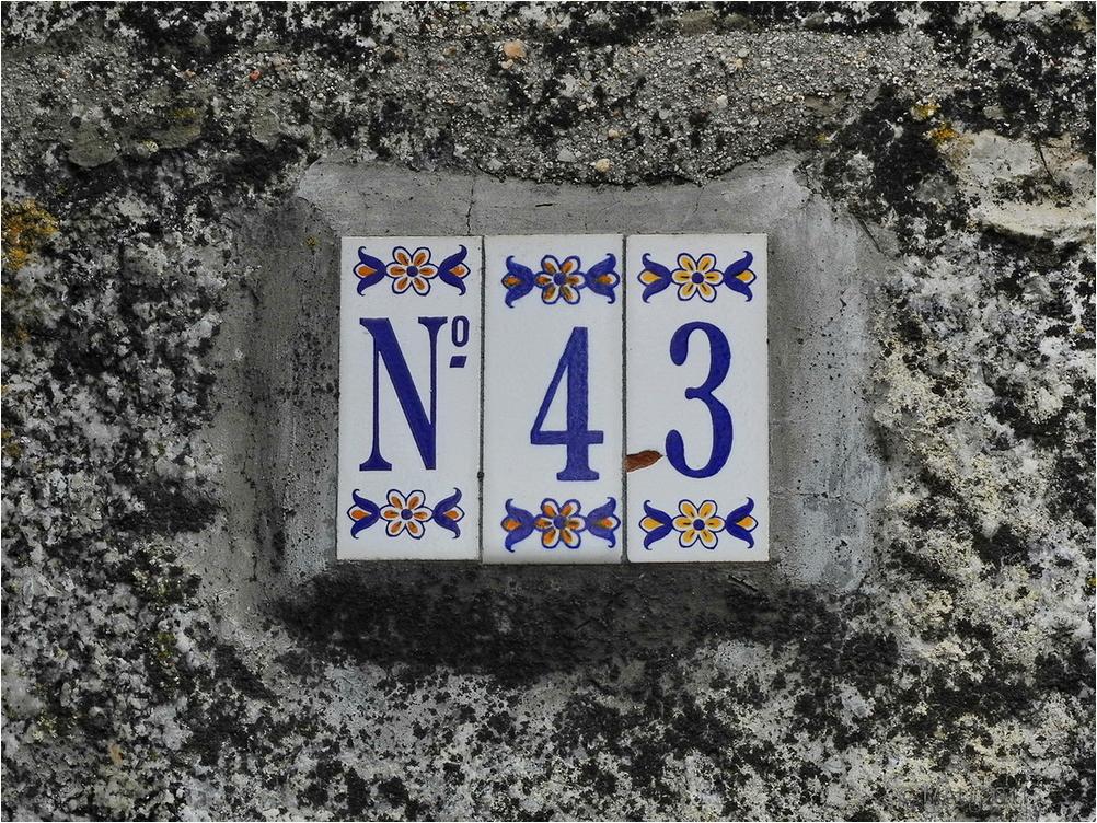 Número 43