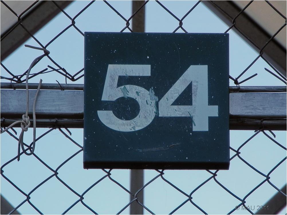 Número 54