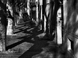 Buscando la diagonal - Looking for the diagonal