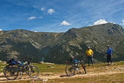 Entrando en el valle de La Barranca