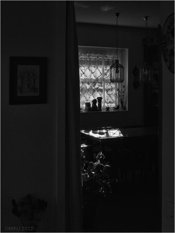 La ventana del comedor