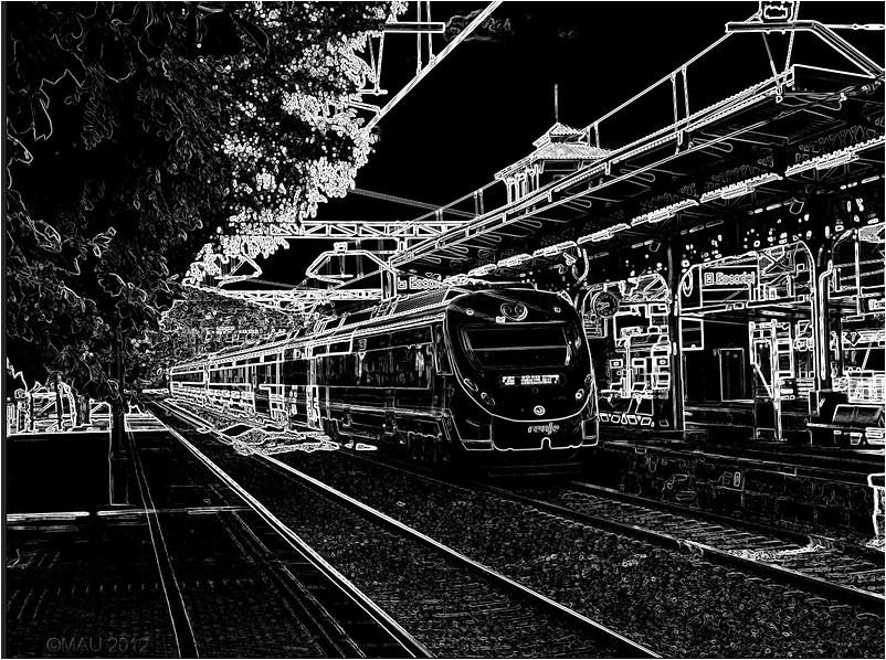 Tren a ninguna parte