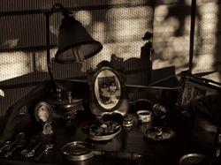 La mesa de las cositas