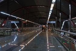 Estación de Sol, Madrid