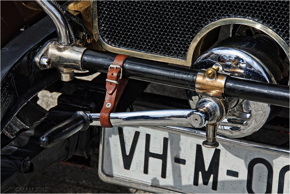 Hispano Suiza vintage car