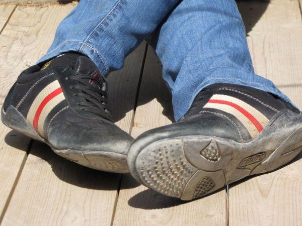 کفش های عاشق