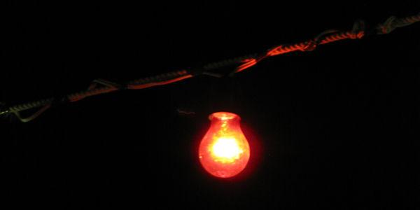 لامپ سرخ