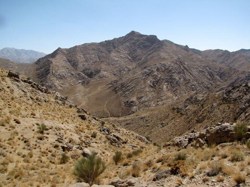 مناظر کوه های سانیج