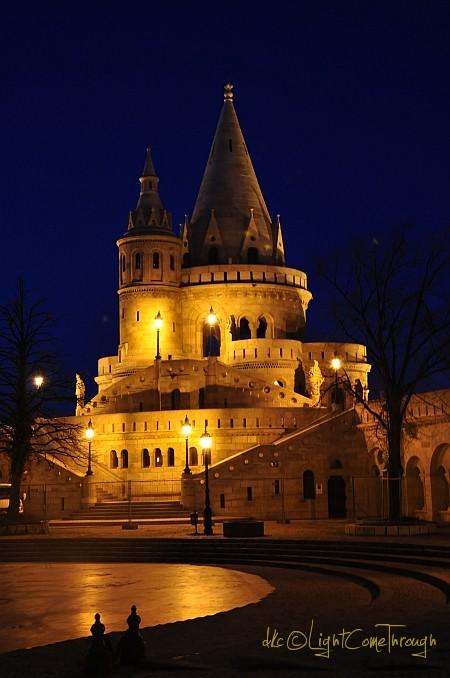 buda castle exterior