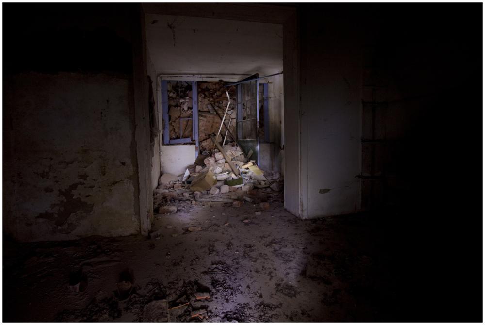 Ixelles commune destroyed building