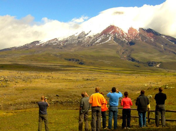 The Cotopaxi National Park