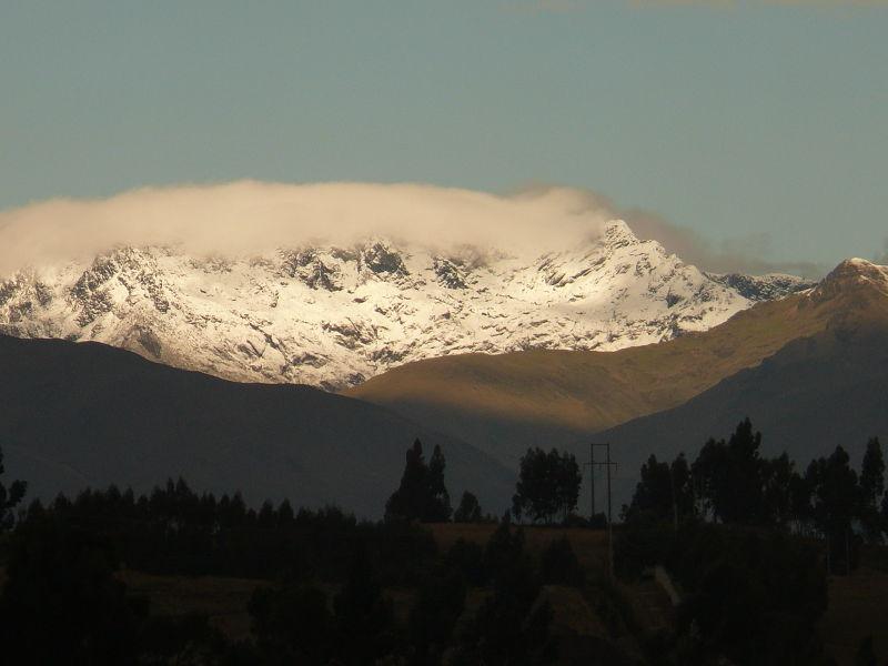 Cordillera de los Cubillines