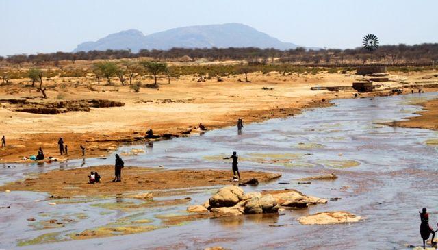Samburu River National Park