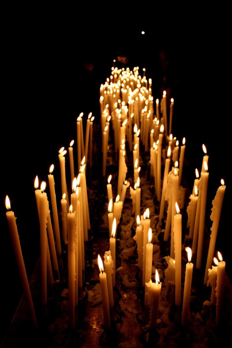 Candles - Duomo di Milano