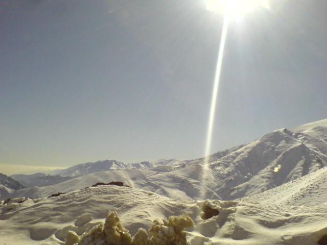 Shemshak Peak