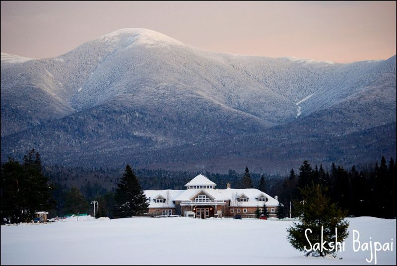 Winter, Mount Washington, New Hampshire