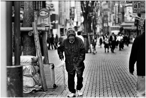snap shot for Tokyo Street