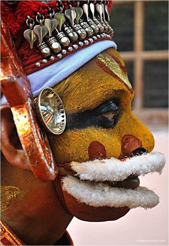 theyyam muthappan