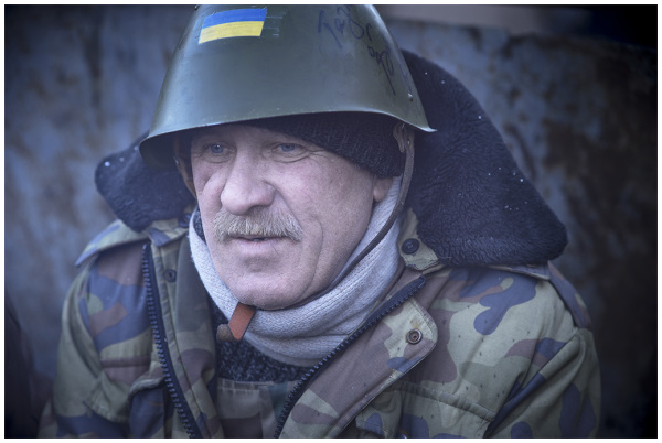 MAIDAN FACES #2
