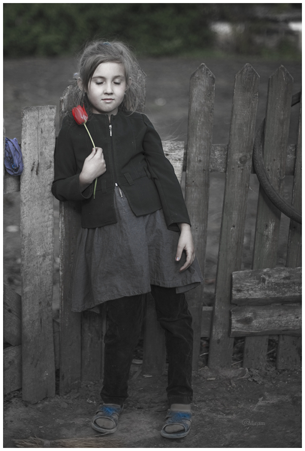 A CHILD IN UKRAINE