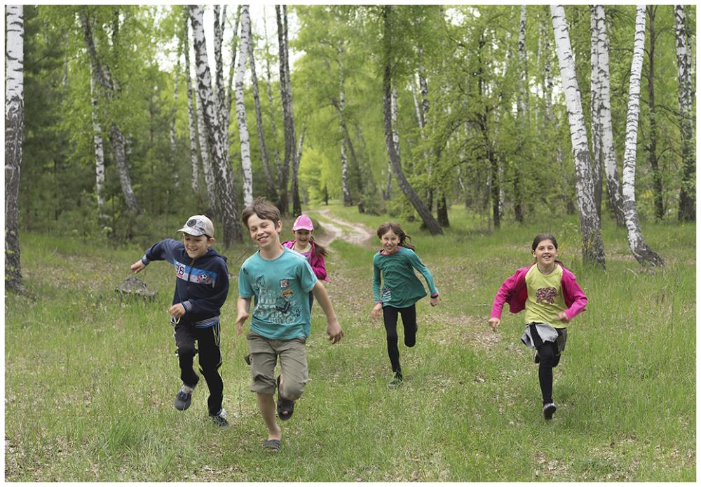 #children #spring