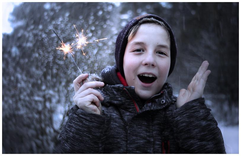 Hi, soon new year