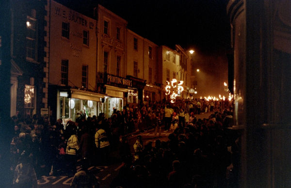 Lewes Bonfire Celebrations