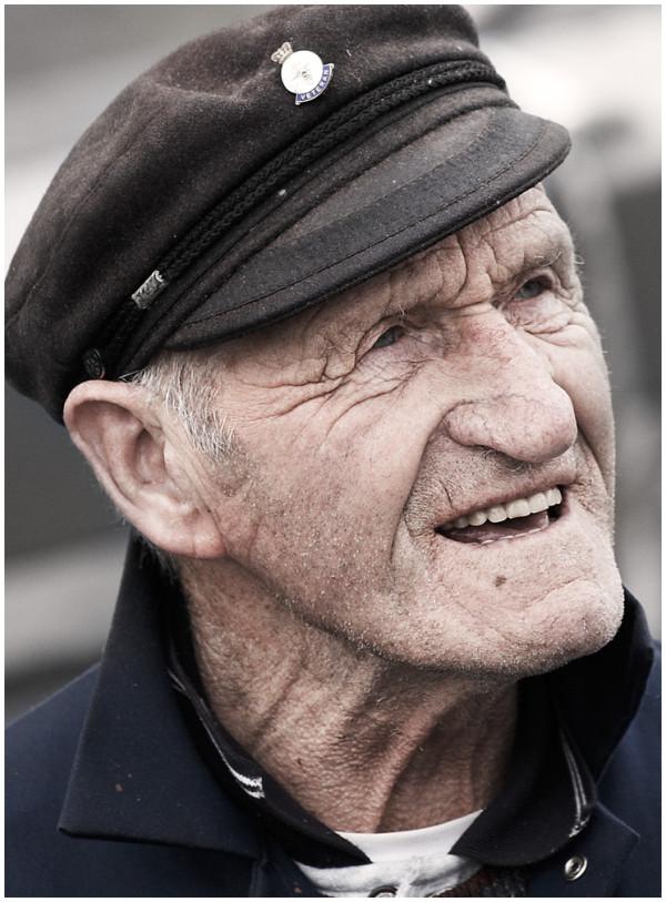 old man sailor
