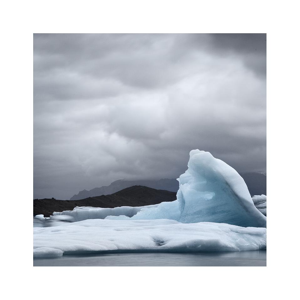 Jökulsárlón Iceberg
