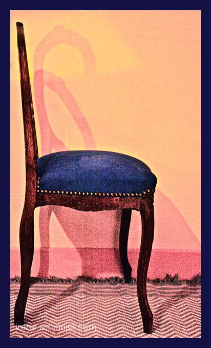 Chaise à l'ombre
