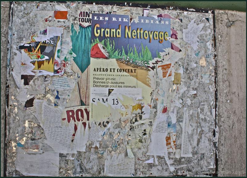 Grand Nettoyage