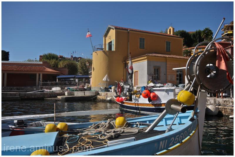 Les derniers bateaux de pêche