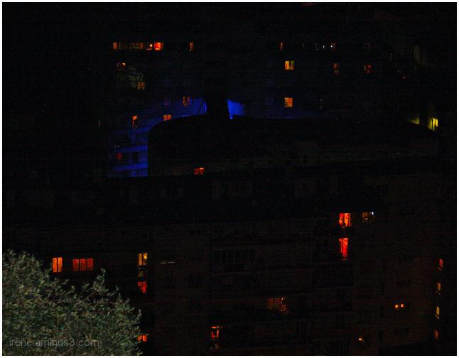 Bleu  nuit