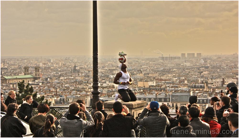 Performance ou comment avoir Paris à ses pieds