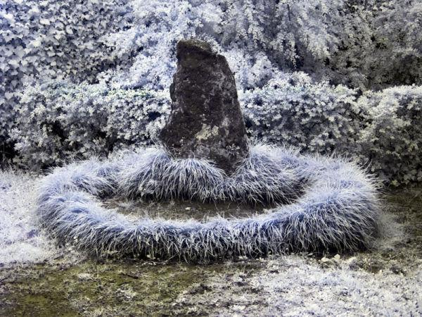 pedra i infrarroig