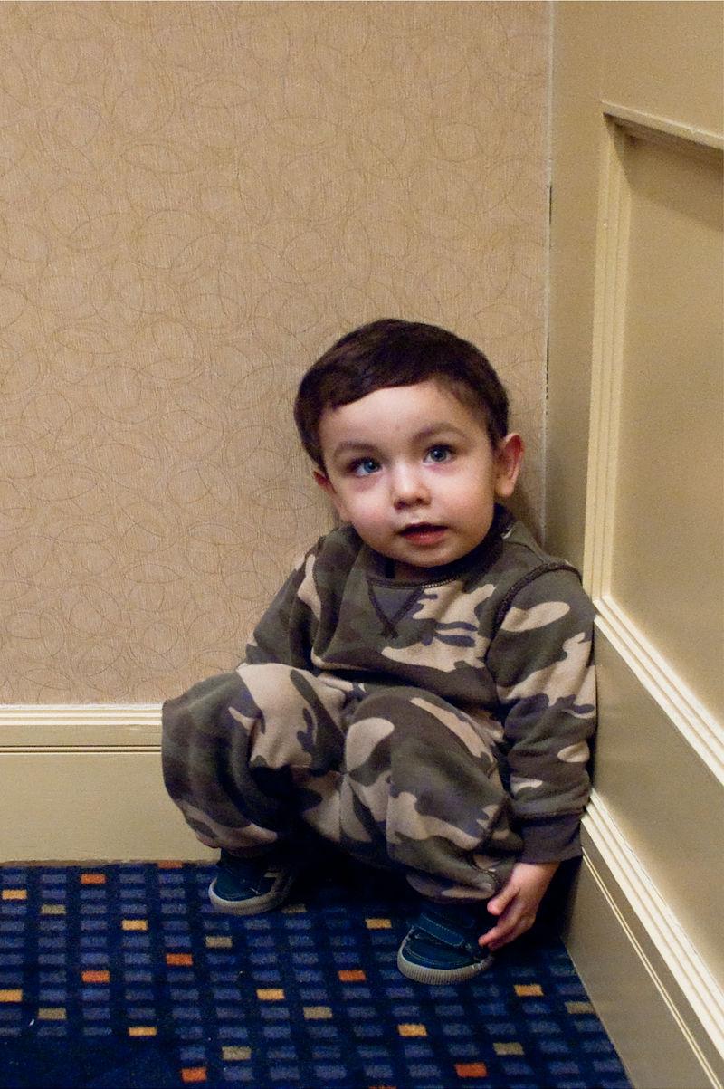 cute toddler wall sad baby portrait
